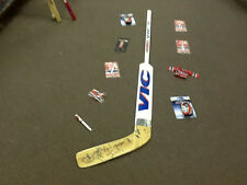 ^ Guy Lafleur & Others Signed Autographed Hockey Stick