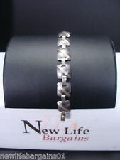 Designer Sterling Silver Bracelet  19.3g / 925 Sterling Silver