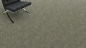 Carpet Tiles Heavy Duty Hard Wearing Commercial grey/black all colours avail/mel