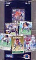 1991 FLEER FOOTBALL ULTRA FACTORY SEALED BOX