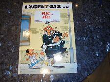 belle reedition l'agent 212 flic aie
