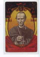 (Sa969-100)  S.E Le Cardinal Mercier, c1910 ,used , G