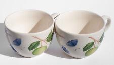 Wedgwood Sarahs Garden 2 Tea Cups only