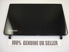 TOSHIBA SATELLITE L50-B SERIES LCD SCREEN LID REAR COVER BLACK A000291030