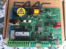 scheda per cancelli automatici   E045   faac