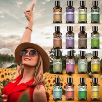Essential Oils 30 mL (1 oz) - Pure & Natural - Therapeutic Grade Oil W/ Dropper