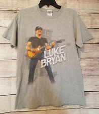 Large LUKE BRYAN I DON'T WANT THIS NIGHT TO END Concert Tour Shirt