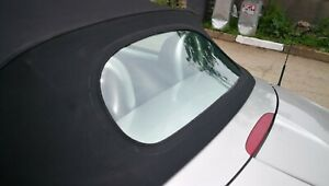 Ford Streetka roof rear window 2003 - 2006 Cabrio , Cabriolet