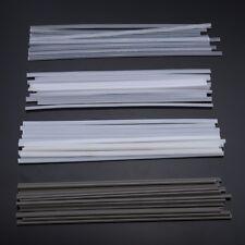 50pcs Plastic Welding Rods ABS/PP/PVC/PE Welding Sticks For Plastic Welder