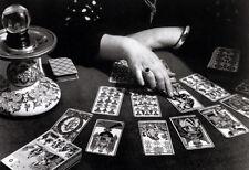 Fortune Teller Poster, Tarot Reading, Paris 1920's
