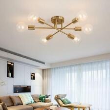 Modern led lamps semi-embedded antique lighting 6 lights Nordic home decoration
