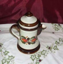 Zeitgenössische Keramiken-Floral-Herkunft