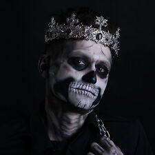 GOTHIC Crown, mens crown, male crown, goth wedding, Cosplay Party Headpiece