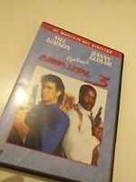 Dvd   Arma letal 3 con mel gibson y danny Glover ( montaje del director )