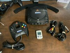 Sega Sports Sega Dreamcast Console With Matching Controller Authentic