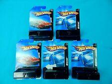 Set of 5 Hot Wheels Mattel Mistery Toy Model Car