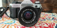 Canon AE-1 Program 35mm Film Manual FD 70mm Lens Excellent Condition