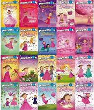 PINKALICIOUS Children's Book Series LEVEL 1 Readers by Victoria Kann 20 Book Set
