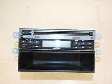 Subaru Blobeye wagon stereo