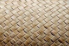 4' x 8' Fine Weave Lauhala Matting Tropical Wall Ceiling Bar Tiki Hut