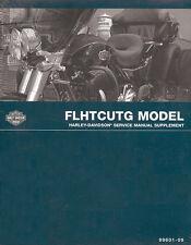2009 Harley Trike FLHTCUTG Tri Glide Repair Shop Service Manual Supplement