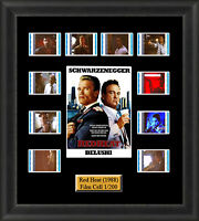 Red Heat (1988) Film Cell Memorabilia FilmCells Movie Cell Presentation