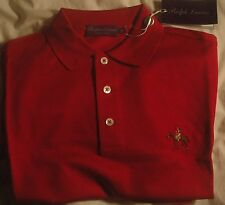 Ralph Lauren Purple Label Polo L (Fuschia Pink)