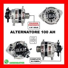 ALTERNATORE OPEL ASTRA H - MERIVA - CORSA MOTORE 1700 CDTI HITACHI LR1100-508C