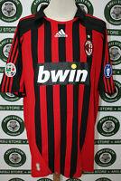 maglia calcio MILAN KAKA KAKà TG XXL 2007/08 shirt maillot trikot camiseta