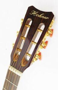 Hohner Original HF75 Folk Guitar - Beautiful, Clean, Vintage, Quality
