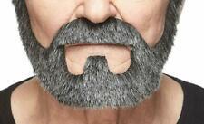Mustaches Self Adhesive, Novelty, On Bail Fake Beard, False Facial Hair, Costume