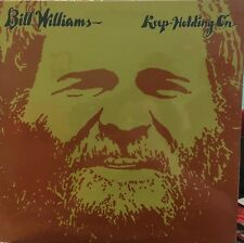 BILL WILLIAMS Keep Holding On SEALED LP Private Press Gospel Xian Folk