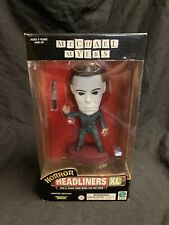 Michael Myers Horror Headliners 1999 Sealed Figure Halloween #23 of 40,000