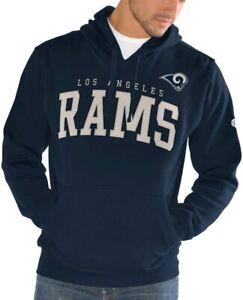 G-III Sports Los Angeles Rams Men's Playing Field Pullover Hoody Sweatshirt