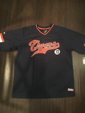 Detroit Tigers NEW Mens XX-Large VNeck Pullover Jersey MLB Baseball NWT Fan Gift
