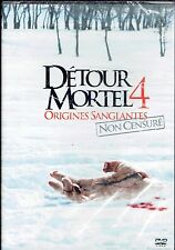 DVD - DETOUR MORTEL 4 - Declan O'Brien