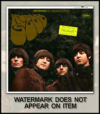 THE BEATLES RUBBER SOUL FANTASY ALBUM COVER UNDISTORTED COVER PICTURE