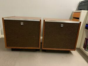 Vintage AWA Speakers 3-way