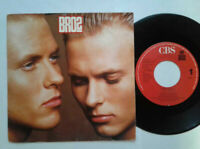 """Bros / Too Much 7"""" Vinyl Single 1989 mit Schutzhülle"""