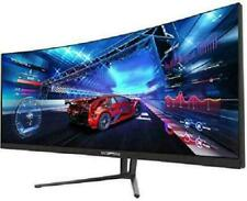 Sceptre C355W-3440Un 35 Inch Curved Ultrawide 21: 9 Led Gaming Monitor Qhd 3440X
