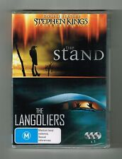Stephen King's - The Stand / The Langoliers (2-Movie Collection) Dvds New Sealed