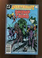 SWAMP THING #50 (8.0) ANNIVERSARY EDITION!! 1986