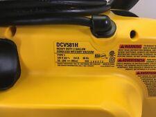 Dewalt 2-gal. Max Cordless/Corded Wet/Dry Vacuum