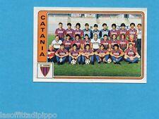 PANINI CALCIATORI 1984/85 -FIGURINA n.354- CATANIA - SQUADRA -Recuperata