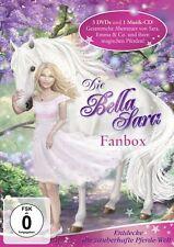 Bella Sara - Die Fanbox (inkl. 3 DVD´s und Zusatz-CD) - DVD - *NEU*