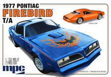 1977 Pontiac Firebird T/A 1:25 Scale MPC Detailed Plastic Car Kit