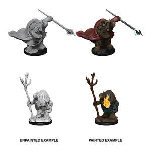 D&D Unpainted Nolzur's Marvelous Miniatures Tortle Adventurers
