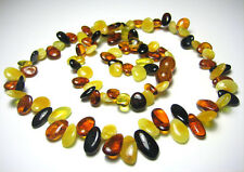 Real  BALTIC  AMBER Necklace 46cm.