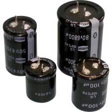 Condensatore elettrolitico teapo slg688m063s1a5s50k 10 mm 6800 f 63 v 20 x a
