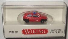 Wiking 093405 VW Golf III 3-türig Feuerwehr 1:160 Spur N